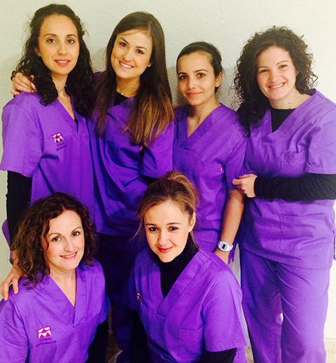 equipo-clinica-entremares-torrevieja
